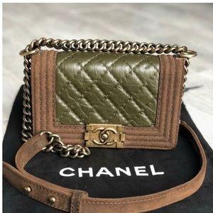 Chanel Le Boy Mini Bag